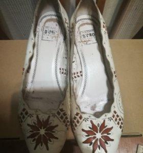 Продам туфли натуральная кожа 37 размера
