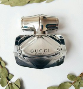 Парфюмированная вода Eau de parfum Gucci Bamboo