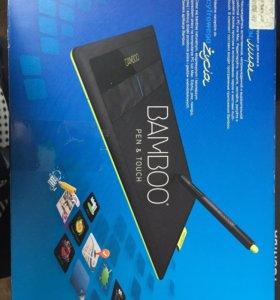BAMBOO pen & touch графический планшет