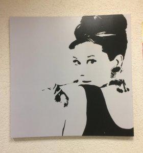 Картины на холсте в стиле поп арт