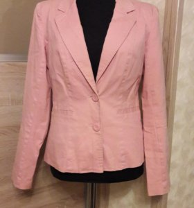 Пиджак розовый vero moda