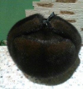 Ушанка норка