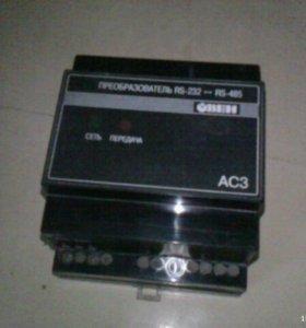 Преобразователь RS232-RS485(АС-3)