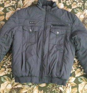 Мужская куртка 54-56 размера