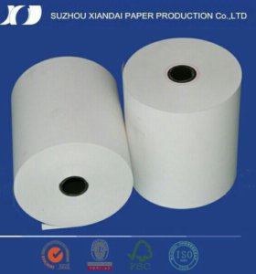 Продаю большой рулон бумаги для печати