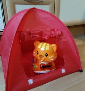 Подарок палатка для питомца