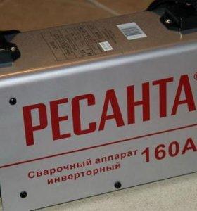 Сварочный аппарат САИ 160 // Ресанта
