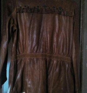 Куртка ,натуральная кожа.
