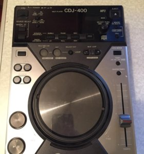 Pioneer CDJ - 400