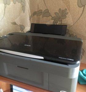 Новый принтер Epson