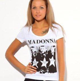 Женская футболка Dolce gabbana