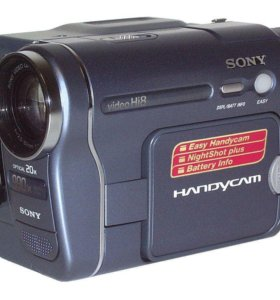 Видеокамера Sony Hi8