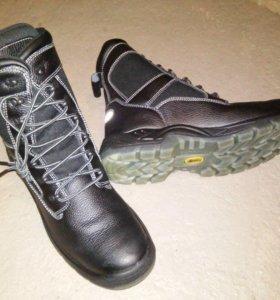 ботинки с железным носком