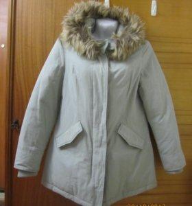 Куртка. Зима