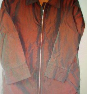Куртка 50 р и водолазка