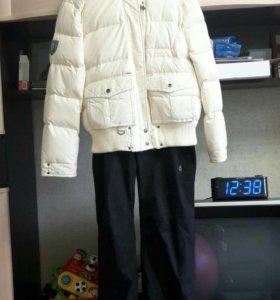 Зимний костюм 46 разм.
