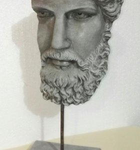 Бетонная скульптура статуэтка Люций