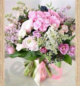 Цветы,букеты