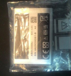 Аккумулятор samsung x200 800mAh оригинал
