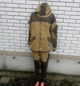 охотничий костюм горка 4 с флисом