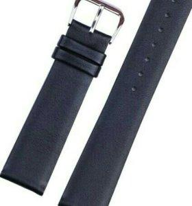 Новый кожаный ремешок для часов 12 мм