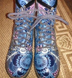 Ботинки баркито 34 размер