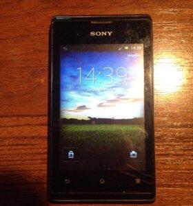Смартфон Sony Xperia E