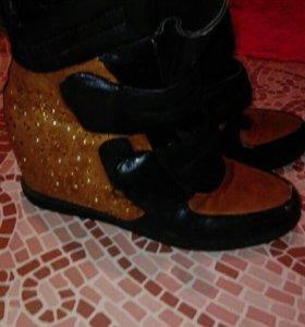 Сникерсы, ботинки 41 размер