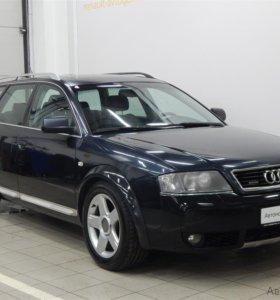 Audi Allroad, 2003