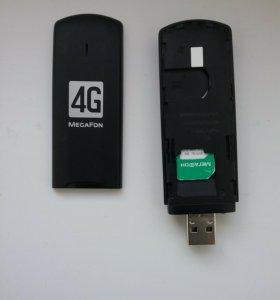 Мегафон модем 4g.