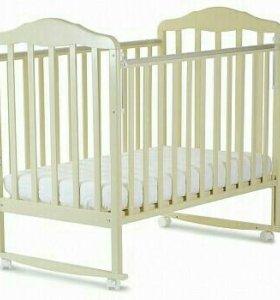 Продам детсукую кроватку