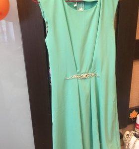 Платье новое вечернее,размер 40-42