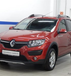 Renault Sandero, 2017
