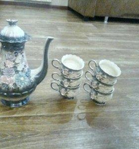 Чайничек с кружками