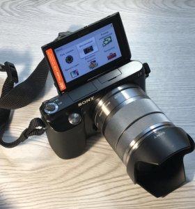👍 Sony nex f3 kit +35/1.7
