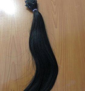 Волосы капсулированные 34 см