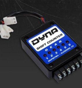 DYNA индикатор счетчик скоростей DSC-2