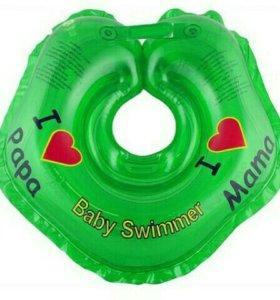 Круг надувной для купания младенцев