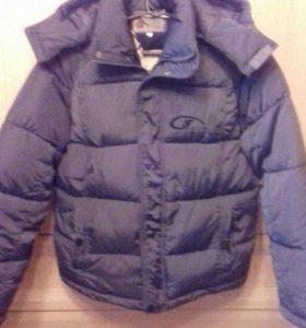 Куртка на 11-12 лет.