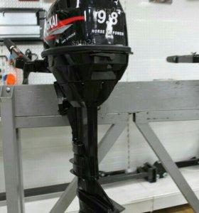 Мотор лодочный подвесной 9.8 л.с