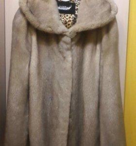 1.Куртка норковая