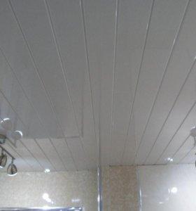 Ремонт ванной под ключ Сантехника Электрика
