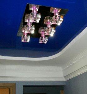 Все виды потолка