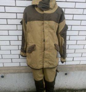 костюм рыбака горка 4 зимний