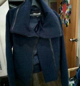 Стильное пальто бершка