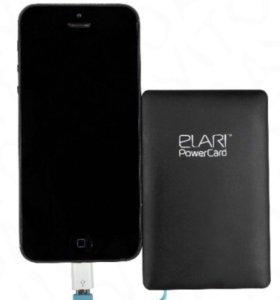 Elari PowerCard. Аккумулятор размером с кредитку