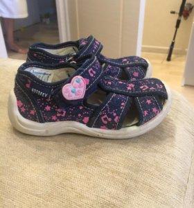 Туфли сандали