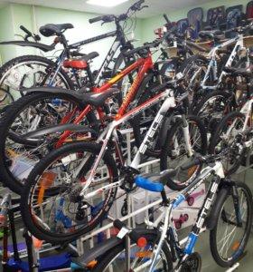 Велосипеды ремонт любой сложности