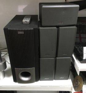 Аудиосистема nakatomi bs 52
