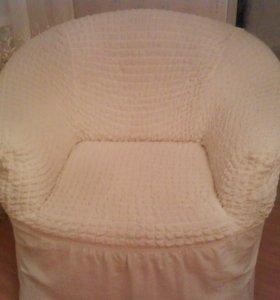 продам 3-х местный диван-кровать с креслом